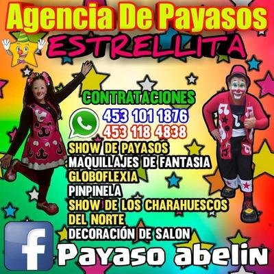 Agencia De Payasos Estrellita