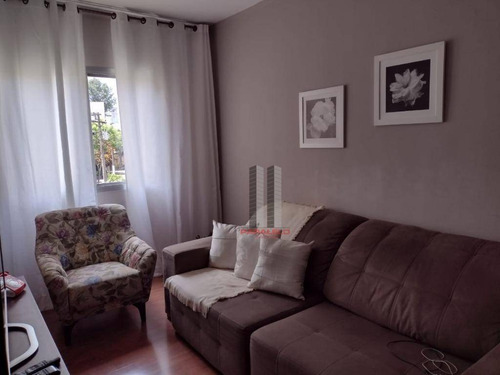 Apartamento Com 2 Dormitórios À Venda, 64 M² Por R$ 335.000 - Mooca - São Paulo/sp - Ap3021