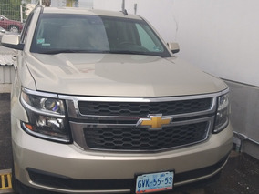 Chevrolet Suburban 5.4 Lt Piel Cubo At 2016