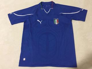 Camisa Itália Puma 2010 Original