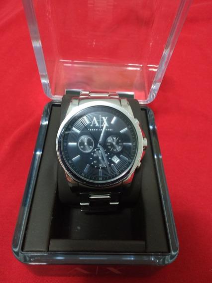 Relógio Armani Exchange Ax2084 Frete Grátis