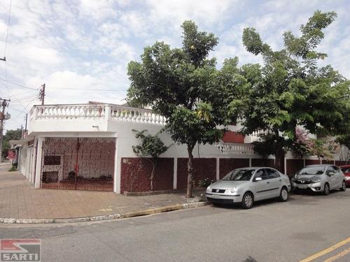Vila Ester - Sobrado Amplo - R$ 4.000,00 - St13267