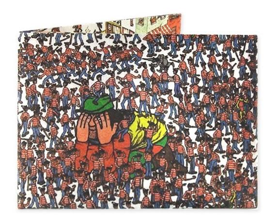 Billetera De Papel Tyvek Wally 2