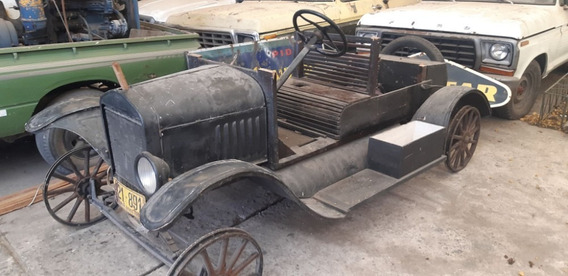 Ford-t Año 1919/21 Tipo Jardinera