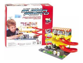 Super Posto E Lava Rápido Brinquedo Infantil Nig 0320