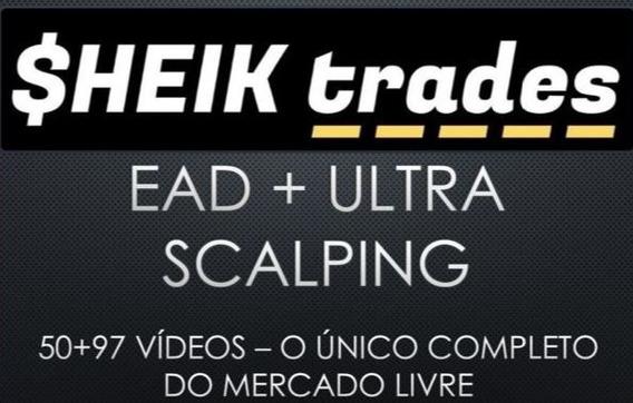 Ultra Scalping + Ead Completo - 50 + 97 Vídeos