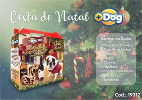 Kit De Natal - Cesta Mais Dog