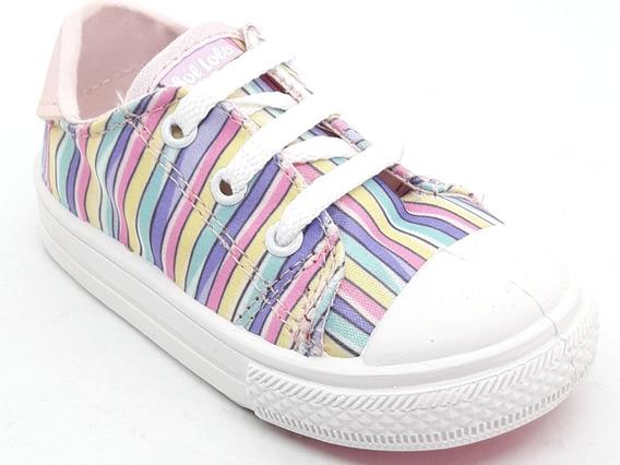 Zapatillas Niñas Del 18 Al 26