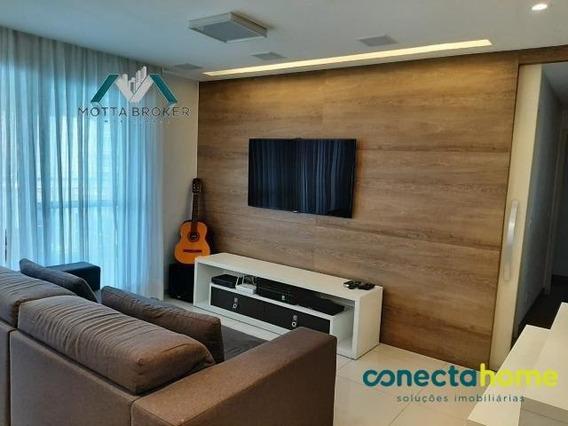 Condomínio Supera, 110 M², 3 Suítes, 4 Banheiros, 2 Vagas, 680 Mil! - 16224 - 16224