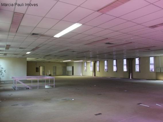 Galpão Industrial Santo Amaro Business Park - Jurubatuba. - Gl00102 - 34888618