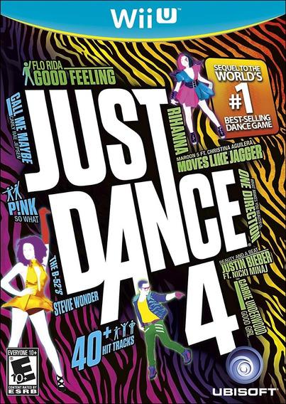 Just Dance 4 Seminovo! Loja Física! Sem Juros!