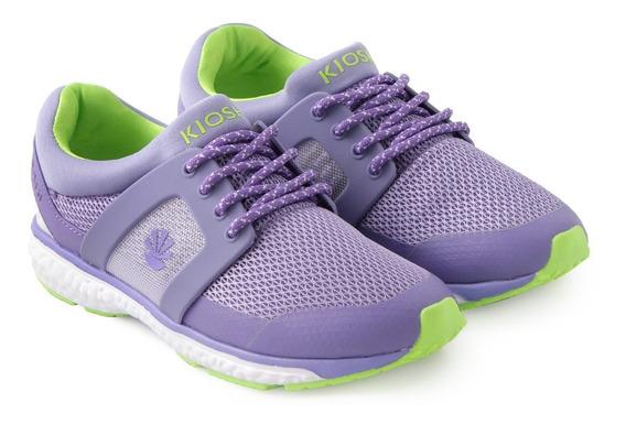 Zapatillas Mujer Deportiva Running Training Kioshi Dake
