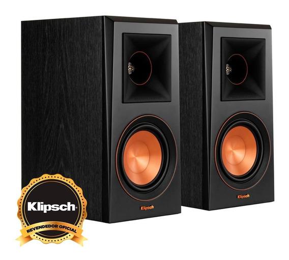 Klipsch Premiere Rp-500m Caixa Acústica Bookshelf Rev Of Par