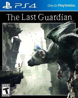 The Last Guardian Ps4 Nuevo Citygame Ei