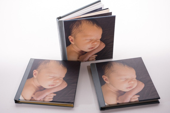 Álbum De Fotos Encadernado 20x20