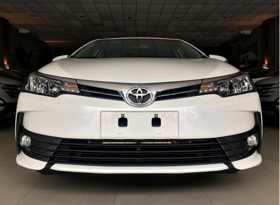 Toyota Corolla Xei 2.0 Branco 2017/18