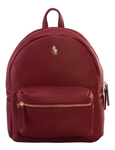 Imagen 1 de 7 de Backpack Hpc Polo Con Logo De La Marca Básica