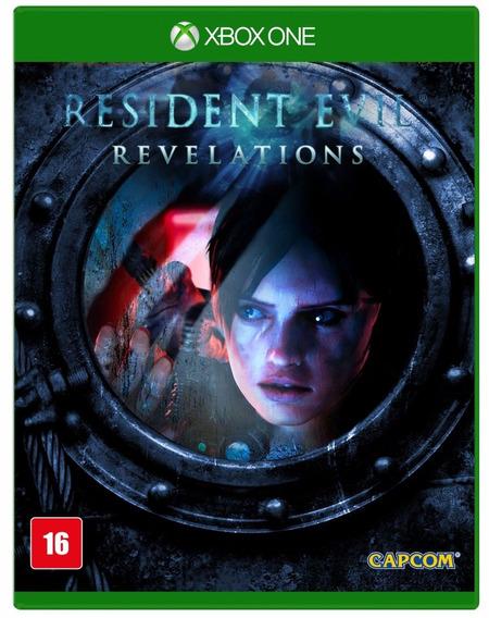 Resident Evil Revelations (mídia Física) Xbox One (novo)