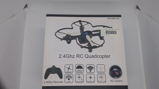 Mini Drone X4hw Con Cámara Hd