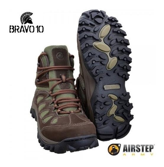 Bota Hiking Boot Bravo 10 Original Airstep Bravo21