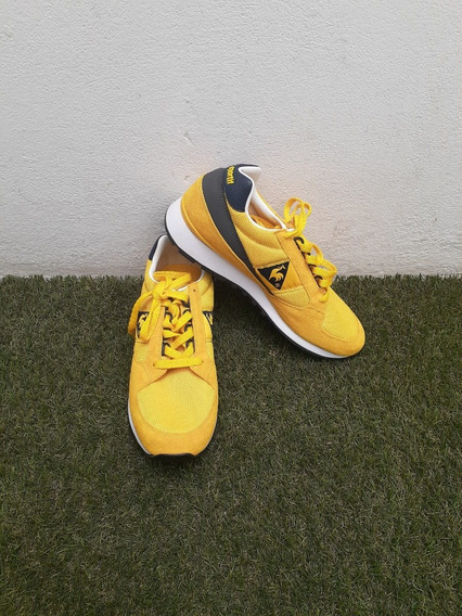 027 - Le Coq Sportif Eclat 89 Yellow