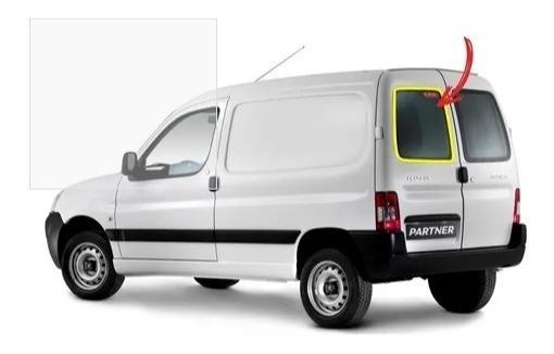 Vidro Porta Traseira Peugeot Partner Lado Esquerdo