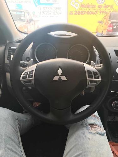 Mitsubishi Lancer 2012 2.0 Cvt 4p