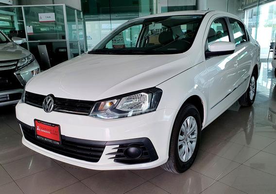 Volkswagen Gol 2018 1.6 Trendline 5vel Aa B A Abs Mt 4 P