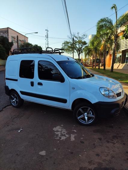 Renault Kangoo Diesel 1.5 Furgon Confort Svt 5as 2 Portones