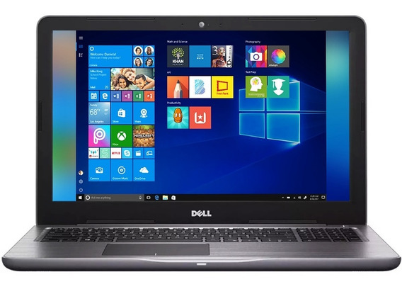 Laptop Gamer Dell Inspiron 5565 Amd A9 8gb 1tb Pantalla 15.6 Radeon Usb 3.1 Hdmi Wifi