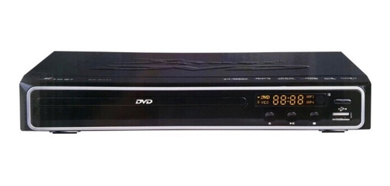 Dvd Player Com Saida Hdmi Funcao Karaokê E Ripping Mp3