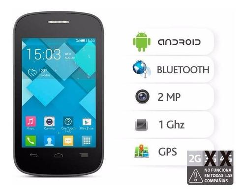 Alcatel Con Android Whasapp Libre Nuevo