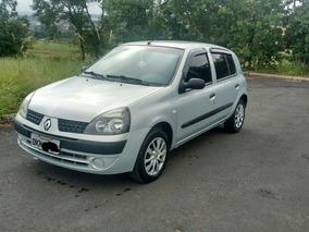 Renault Clio 1.0 16v Expression 5p 2004