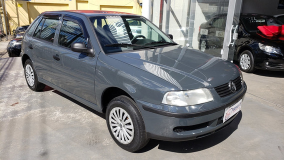 Volkswagen Gol 1.0 Mi City 8v Gasolina 4p Manual G.iii
