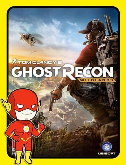 Tom Clancys Ghost Recon Wildlands Xbox - 25 Dig Envio Flash