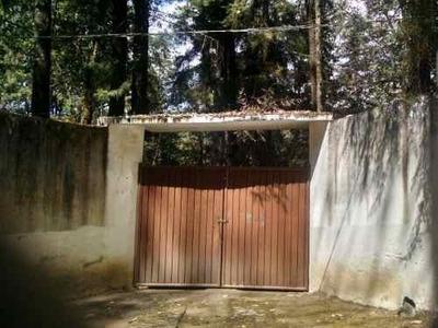 Hermosa Terreno Bardeado En Venta En Temascaltepec, Estado De México , Ideal Para Casa De Descanso O