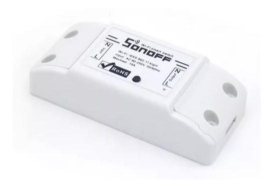 Kit Com 10 Sonoff Interruptor Wifi - Automação Residencial