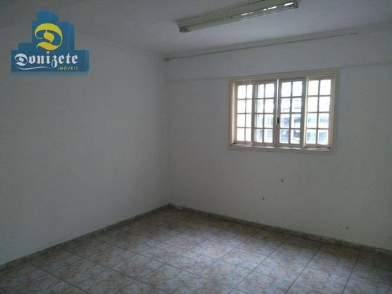 Sobrado Com 1 Dormitório À Venda, 144 M² Por R$ 1.300.000,00 - Centro - Santo André/sp - So1693