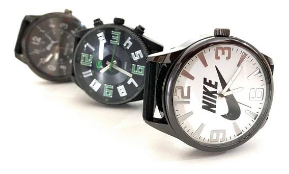 Kit 3 Relógios Usados!! Leia A Descrição!! Promoção