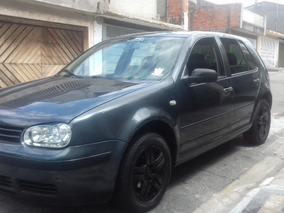 Volkswagen Golf 1.6 5p Ou Palio Weekend 2005 Elx