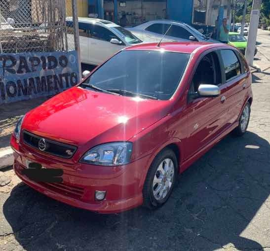 Chevrolet Corsa 1.8 Ss Flex Power 5p 2007