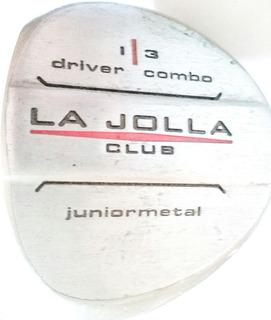 Palo Para Golf Driver 1/3 La Jolla Club Junior Super Flex