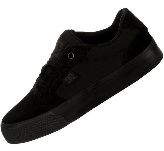 Tênis Dc Shoes Tênis Dc Shoes Anvil 2 La Black-frete Grátis