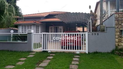 Imagem 1 de 30 de Casa Com 3 Dormitórios À Venda, 130 M² - Ponta Grossa - Maricá/rj - Ca4244