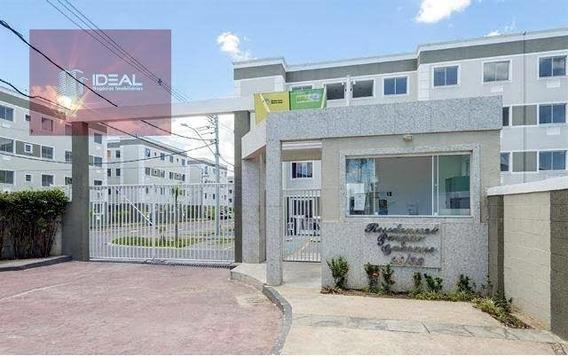 Apartamento Em Joquei Club - Campos Dos Goytacazes - 9203
