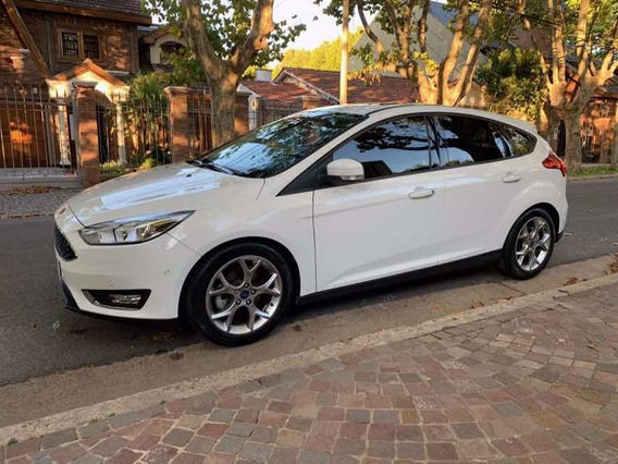 Ford Focus Iii 2.0 Sedan Se Plus Mt 2018