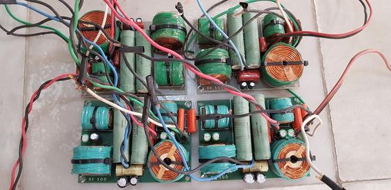 Divisor Frequência 3 Vias 8 Ohms Usado