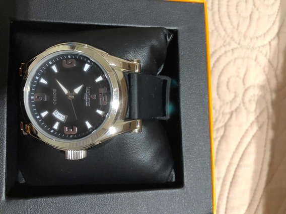 Relógio Marca Lancaster Italiano De Luxo Quartz Prova Dagua