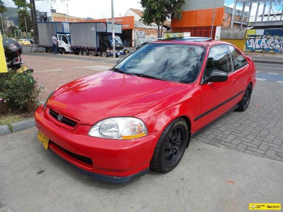Honda Civic Coupe Ex Ej8 1.600cc 1996