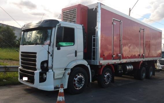 Vw 24250 Bi-truck Refrigerado